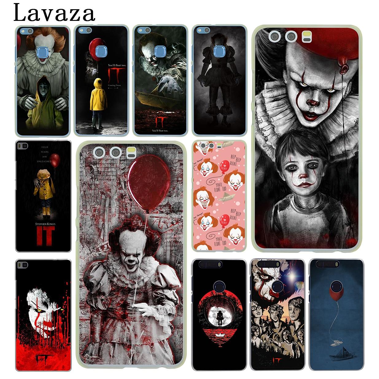 Lavaza Stephen Kings It Hard Phone Case for Huawei P10 P9 Plus P8 Lite Mini 2015 2016 2017 P7 P6 Mate 10 Lite Pro Cover