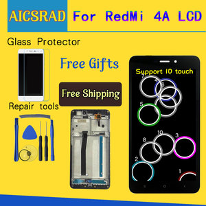 """Image 5 - AICSRAD 5.0"""" LCD For XIAOMI Redmi 4A LCD Display Touch Screen Digitizer Replacement For XIAOMI Redmi 4A Display With Frame"""