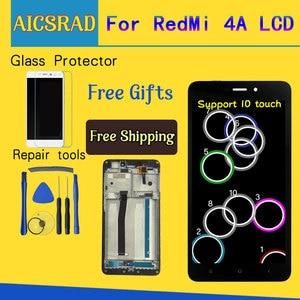 "Image 5 - AICSRAD 5.0 ""液晶 XIAOMI Redmi XIAOMI Redmi 4A Lcd ディスプレイタッチスクリーンデジタイザー交換 4A ディスプレイフレーム"