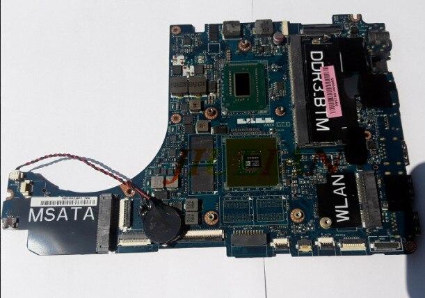 QBL00 LA-7851P материнская плата для ноутбука для DELL XPS 15 L521X Тетрадь материнская плата i5-3210M 3FR96 03FR96 CN-3FR96