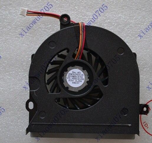 Новый Ноутбук ПРОЦЕССОРА вентилятор Охлаждения для Toshiba Satellite A300 A305 L300 L305 L350 L355 6033B0014701 UDQFRZH05C1N СПС: V000120460
