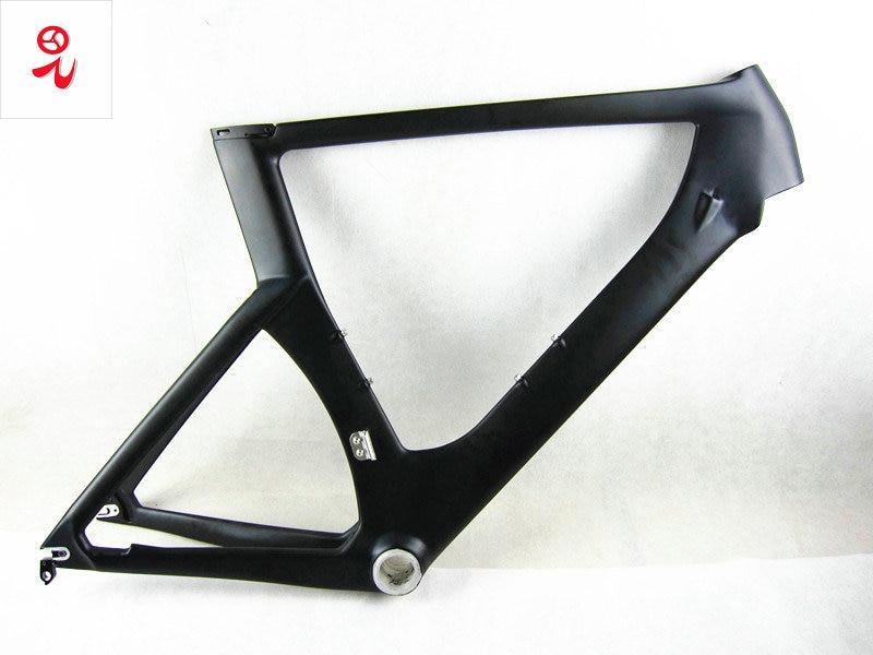 2019 New Design 700c Carbon TT Frame Time Trial Carbon Bicycle Frame UD Triathlon Carbon Frame