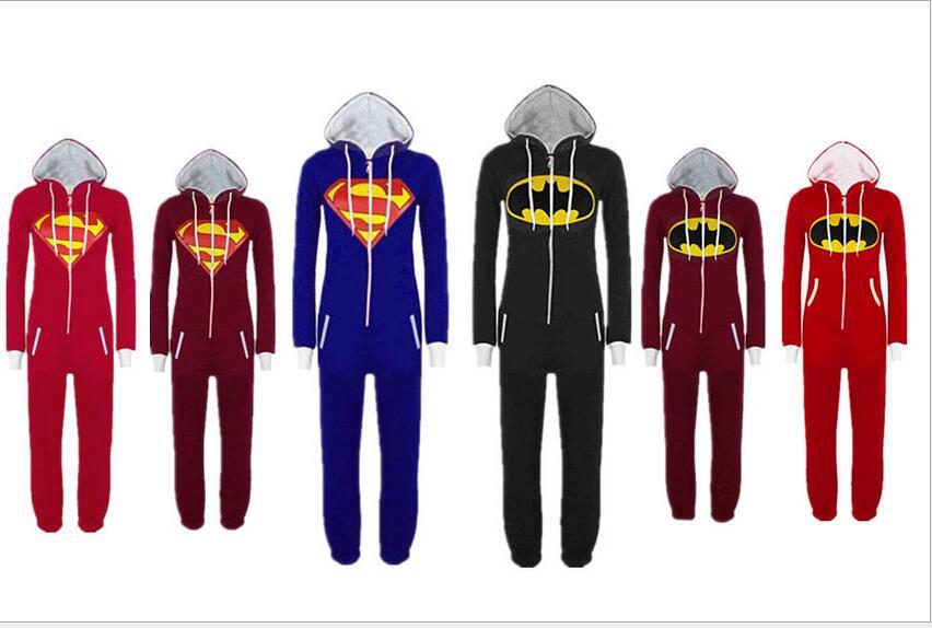 pajamas Adult superman