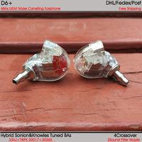 d6-se846-612units-balanced-armature-ba-drivers-in-ear-monitor-uiems-noise-cancelling-custom-earphone-dhlfedex-free-shipping