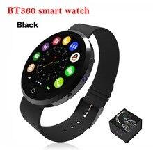 Mode neueste smart watch bt360 schrittzähler sitz blutooth smartwatch schlaf monitor mini kamera unterstützung anruf/sms/wechat