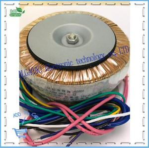 Image 2 - Peak power 120w 150w 200w 300w 500w 1600w Ring transformer toroidal Power Amplifier Transformer dual 12V 15V 17V 22V 24V 25V 30V