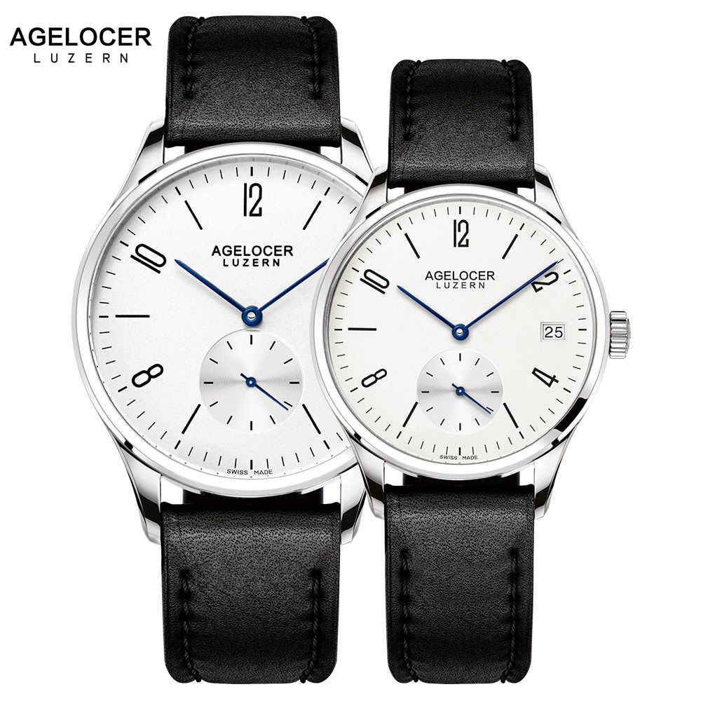 2017 AGELOCER Swiss Automatic Watch Men Watches Top Brand Luxury Women Famous Genuine Leather Wristwatch Male Relogio Masculino 2017 agelocer swiss automatic watch men watches top brand luxury women famous genuine leather wristwatch male relogio masculino