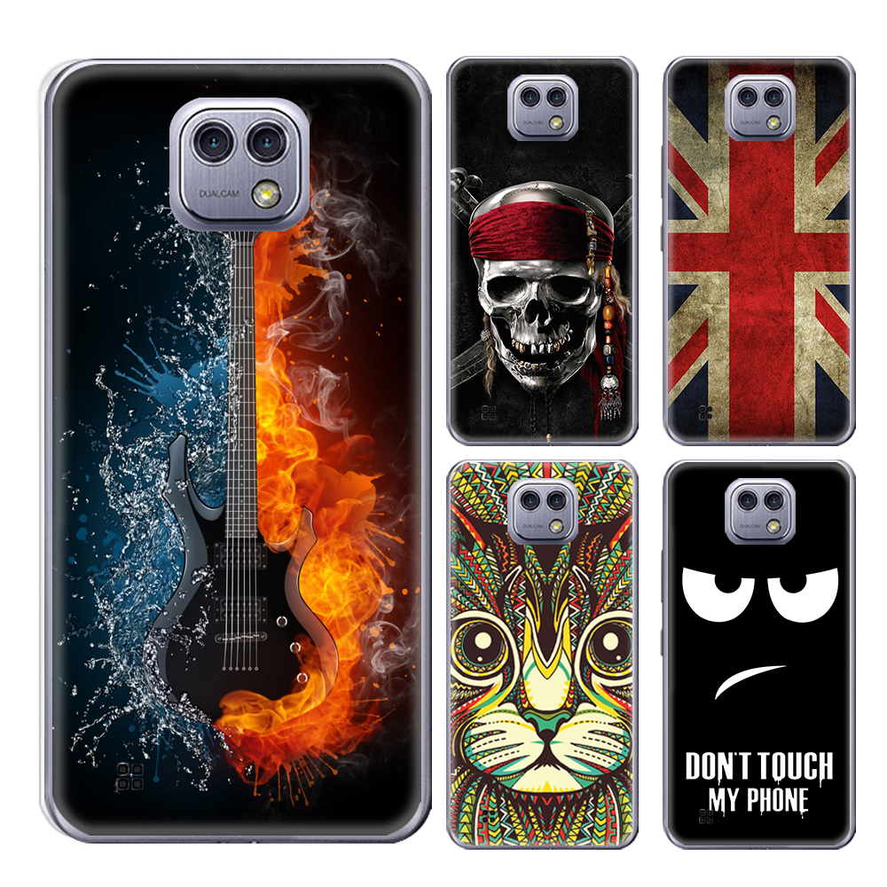 Phone case For LG X cam/K580 5.2-inch Cute Cartoon High Quality Painted TPU Soft Case Silicone Cover