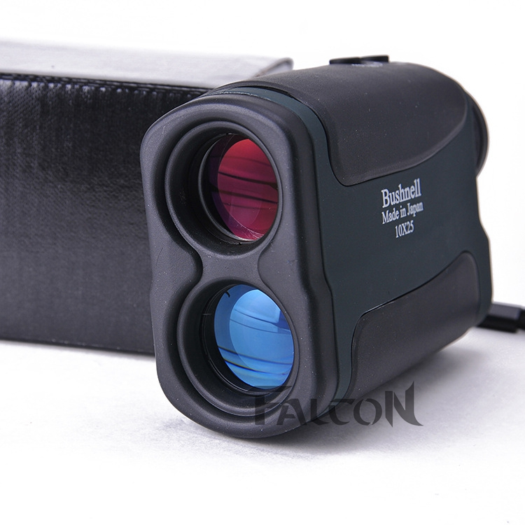 Optics 700m Laser font b Rangefinder b font Scope 10X25 Binoculars Hunting Golf Laser Range Finder