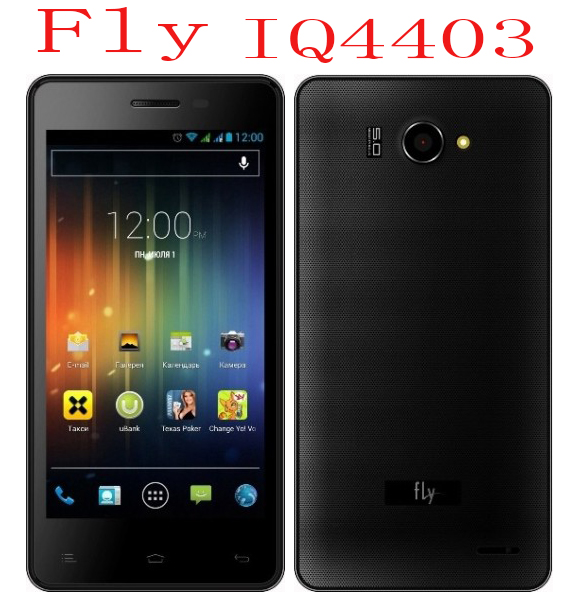 2PCS Ultra-Thin Tempered Glass Case For Fly IQ4403 Energie 3 SMARTPHONE Protector Film Protective Screen Cover Cases IQ 4403