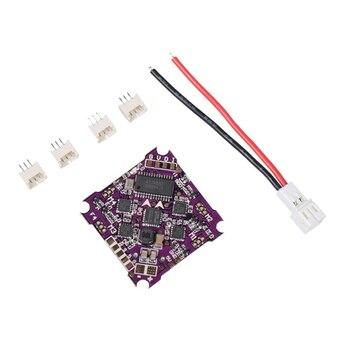 Контроллер полета JHEMCU Play F4 Whoop, AIO OSD BEC и встроенный 5A BL_S 1-2S 4 в 1 ESC для радиоуправляемого дрона FPV