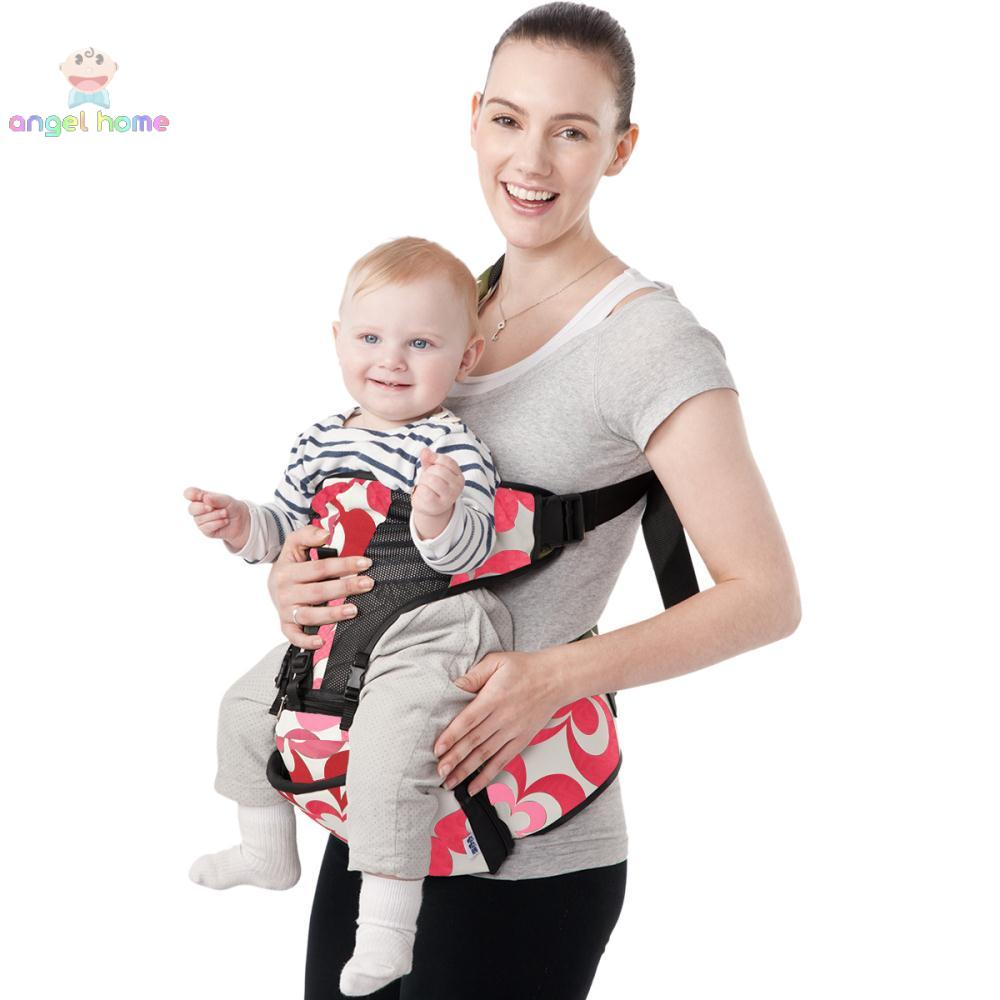 Hipseat In I Angel Breathable And Comfortable Baby Carrier 4 In 1