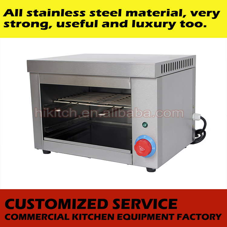 aliexpresscom buy commercial high quality stainless steel small electric oven kitchen equipment salamander grill for sale from reliable grille grill - Salamander Kitchen