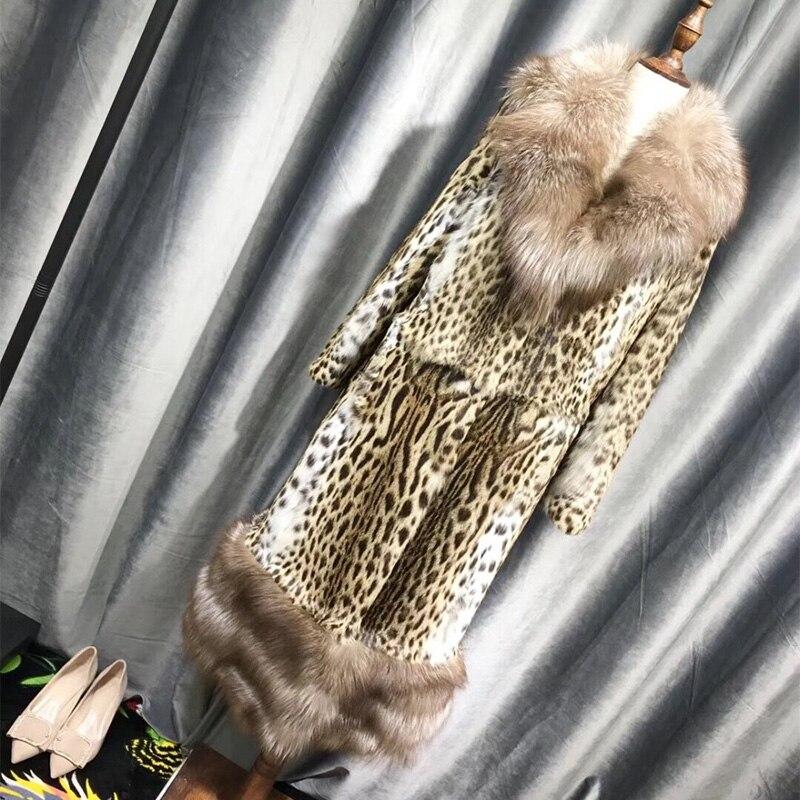 L'ensemble Revers Peau long Renard Castor X D'hiver Femmes Manteau Luxe Bas À Nouvelle Réel Amovible Avec De Col Fourrure Arrivée Fursarcar Grand dSzUnWqdx