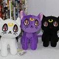 18 см Сейлор Мун Японского Аниме Плюшевые Игрушки Детские Дети Дети Мягкие Игрушки Подарок Висячие Куклы
