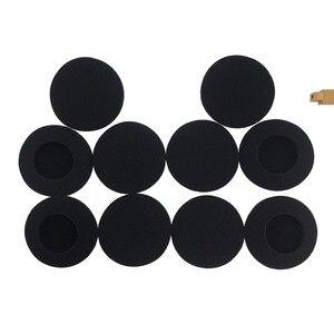 Image 3 - Imttstr Soft Foam Spons Oor Tip Cover Vervanging Oordopjes Covers Voor Sony DR BT101 Oortelefoon Mouw