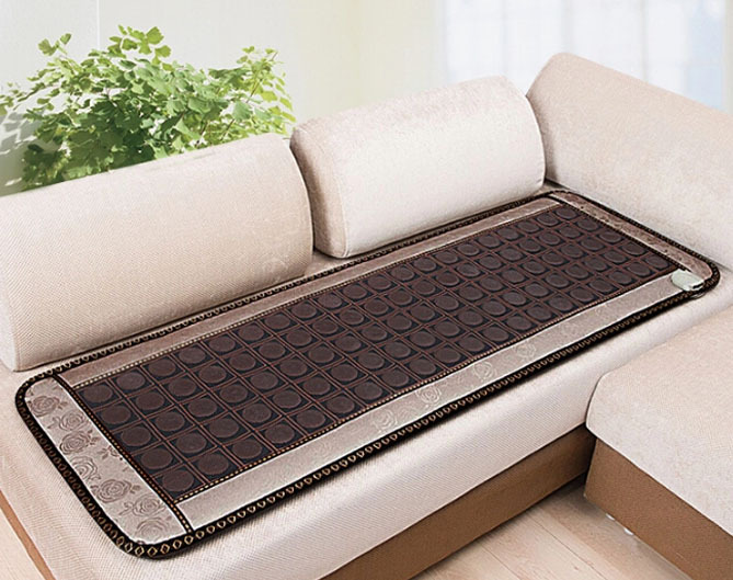 Massage Bed Digital Therapy Mattress Full-body Jade Physical Therapy Far Infrared Thermal Heat Made IN China Free Shipping new arrival fashion lady women retro purse clutch wallet long card holder bag black womens wallet portmonee women