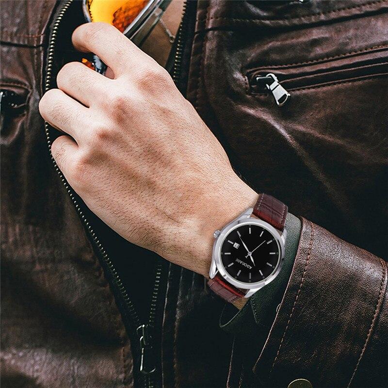 Mens Quartz Watches Luxury Casual Men Wrist Watch Male Clock Fashion Leather belts Watch Relogio Masculino watchMens Quartz Watches Luxury Casual Men Wrist Watch Male Clock Fashion Leather belts Watch Relogio Masculino watch