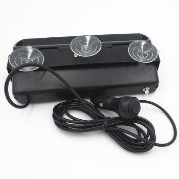 16 luces LED rojas/azules para coche, luz estroboscópica de policía, Flash para tablero de emergencia 18 luces intermitentes 16 luces LED blancas ámbar verde amarillo
