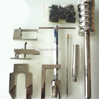 common rail injector dismounting disassemble tool, common rail injector stroke removal puller tool