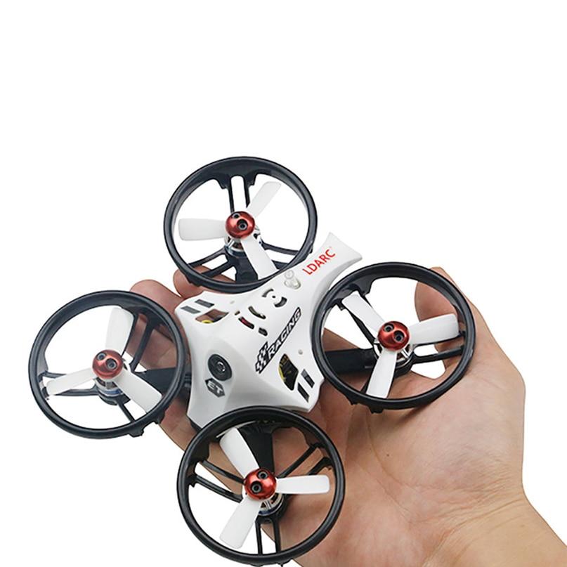 LDARC ET Series ET100 ET115 ET125 3S V2 Micro FPV Racing Drone Quadcopter 800TVL Camera 16CH 25mW 100mW VTX BNF / PNP