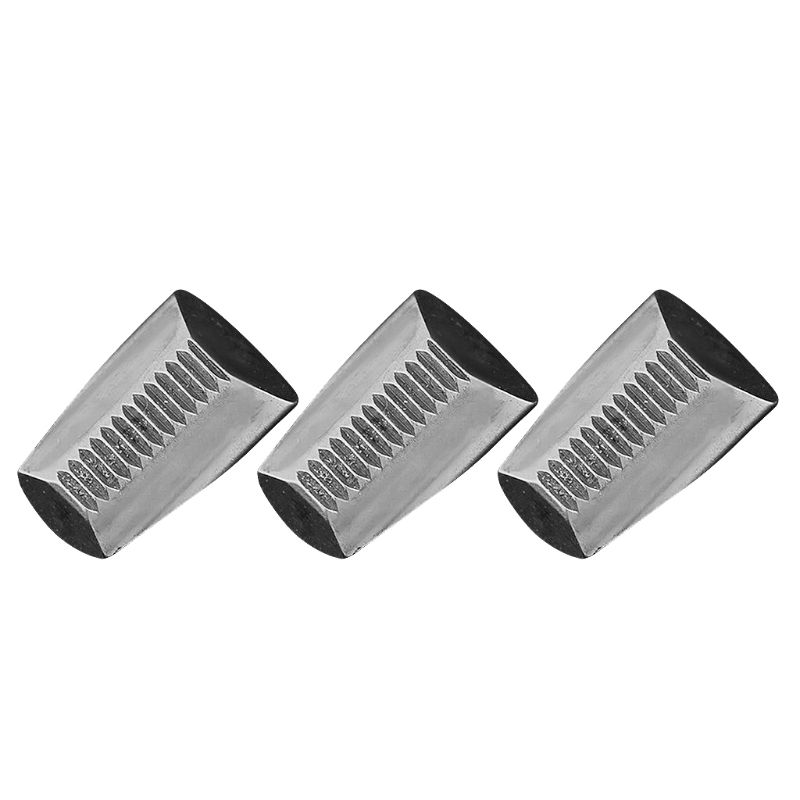 3Pcs Special Claws For Pneumatic Air Hydraulic Rivet Gun Riveter Nail Nut Riveting Tool High Strength Sturdy Replacement Tool
