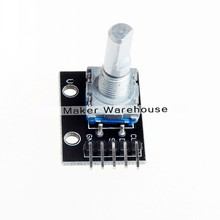 360 Degree Rotation Encoder Potentiometer Module For Arduino