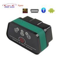 Vgate iCar2 elm327 Bluetooth OBDII OBD2 Auto Diagnose-tool iCar 2 Ulme 327 OBD 2 ii Scanner für Android PC Selbstdiagnosewerkzeug