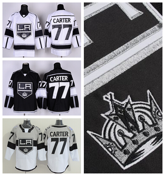 Top quality production Los Angeles LA Kings Jersey 77 Jeff Carter Jersey  Stadium Series Ice Hockey Jerseys Los Angeles Kings Alt 8b3131473