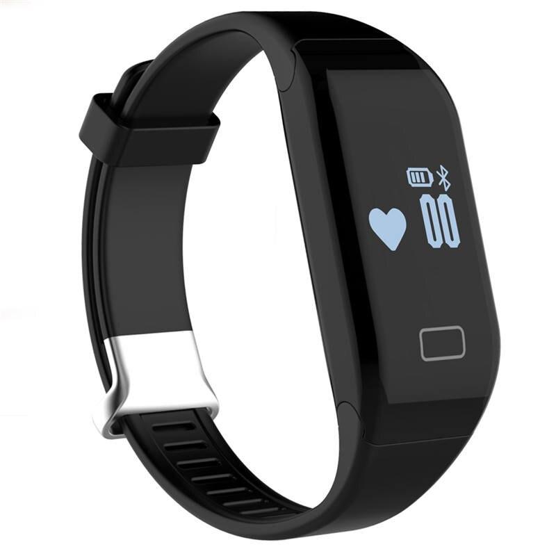 MOCRUX Smart Wristband Bracelet H3 Smartband Heart Rate Monitor Fitness/Activity Tracker Smart Watch Call Alarm MOCRUX Smart Wristband Bracelet H3 Smartband Heart Rate Monitor Fitness/Activity Tracker Smart Watch Call Alarm