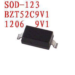 Цена BZT52C9V1