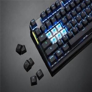 Image 5 - Motospeed Teclado mecánico inalámbrico GK82 2,4G, modo Dual, 87 teclas, mini teclado, retroiluminado con LED, receptor usb