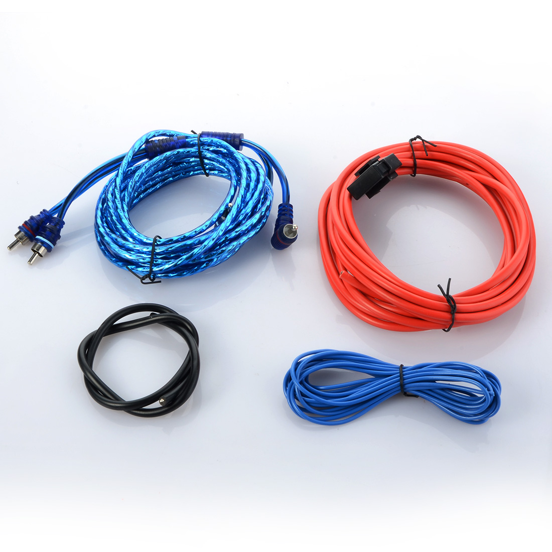 hight resolution of audio speaker wiring kit cable amplifier subwoofer speaker installation wire 8ga in cables adapters sockets from automobiles motorcycles on