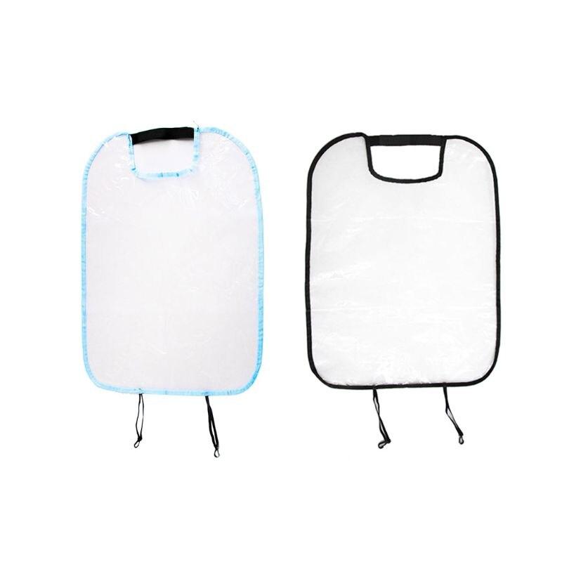 Case Car-Seatback-Protector-Accessory Back-Cover Waterproof Anti-Kick-Mats Wear-Resistant