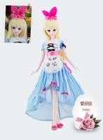 BJD 1/4 50cm bjd SD dolls model reborn girls boys High Quality toys