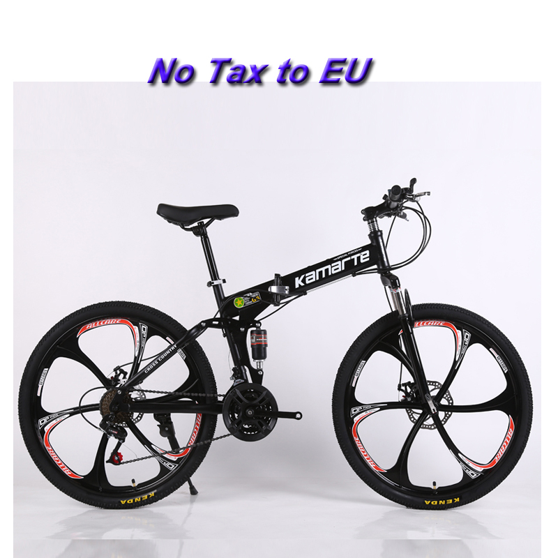 26inch folding mountain bike double disc brakes bicycle 21 speed folding bicycle 6 knife wheel and 3 knife wheel mountain bike rear wheel hub for mazda 3 bk 2003 2008 bbm2 26 15xa bbm2 26 15xb bp4k 26 15xa bp4k 26 15xb bp4k 26 15xc bp4k 26 15xd