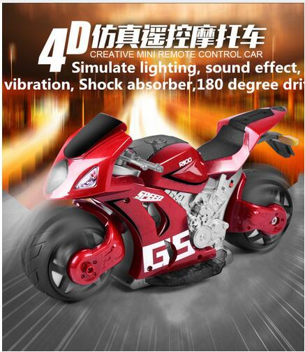 BIG rc Electronic car A6 4D Gravity induction Rechargeable Sandy Beach Cross Country car RC Remote Control Motorcycle Toy Cars hot sell a6 4d gravity induction rc remote control motorcycle electronic toy cars rechargeable drift dumpers promotional gifts