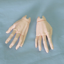 HeHeBJD 1/3 Doll Jointed Hands for 72cm\u0028or 75cm\u0029 dolls free shipping