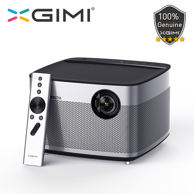 XGIMI H1 DLP Projector Full HD 1080P 900 ANSI 3GB 16GB 300 Android Wifi Bluetooth Screenless