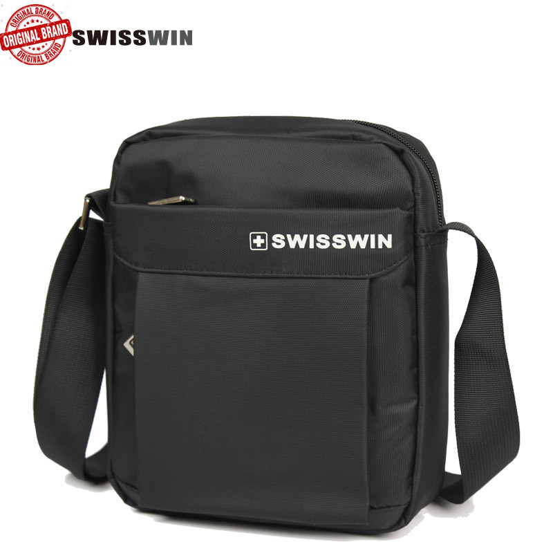 Swiss Men Casual Messenger Bag Oxford Chest Pack Multifunction Shoulder Bags Women Cross Body Bags equipped with Bottle Opener swiss tech swivel tool with bottle opener