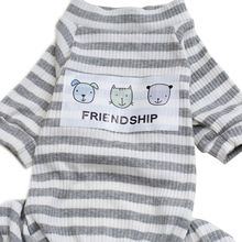 Super stylish cotton Yorkie overalls / pajamas / 2 Colors