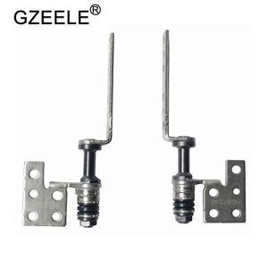 Gzeele novo para asus g550 g550jk g550jx g551 n550j n550jv n550jv n551 q550 série dobradiças de tela lcd portátil dobradiças