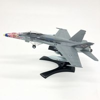 1:72 Static Airplane Model F18 color 37118 Freeshipping