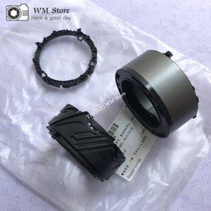 Image 1 - Nowy 16 50 E (SELP1650) srebrny obiektyw z przodu rura śruba pierścień zębaty stałe stacjonarne beczki do Sony E PZ 16 50mm f/3.5  5.6 OSS