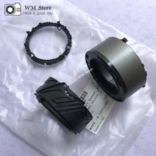 Nuevo 16 50 E (SELP1650) anillo de engranaje de tornillo de tubo delantero de lente de plata barril fijo para Sony E PZ 16 50mm f/ 3,5 5,6 de OSS