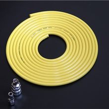 10M/lot  PU Air Compressor Hose PU Air Hose Pipe Polyurethane Tubing Pneumatic Component for Compressor