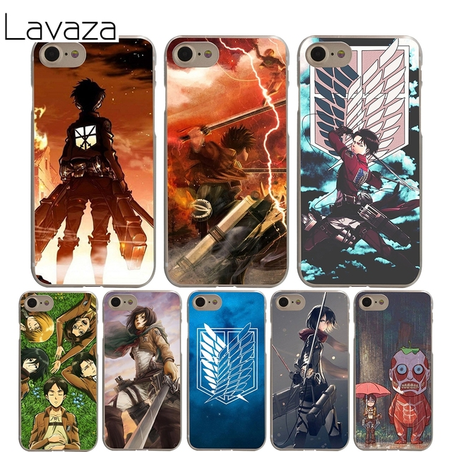 attack on titan coque iphone 5