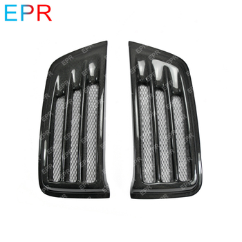 For Nissan GTR R35 (2008-2016) Carbon Fiber Rear Bumper Duct Body Kit Car Tuning Part For R35 GTR Rear Bumper Duct Cover