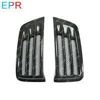 For Nissan GTR R35 (2008 2016) Carbon Fiber Rear Bumper Duct Body Kit Car Tuning Part For R35 GTR Rear Bumper Duct Cover