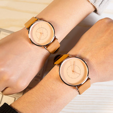 Slim Simple Watches for Men and Women New Fashion FEIFAN Double Scale Face